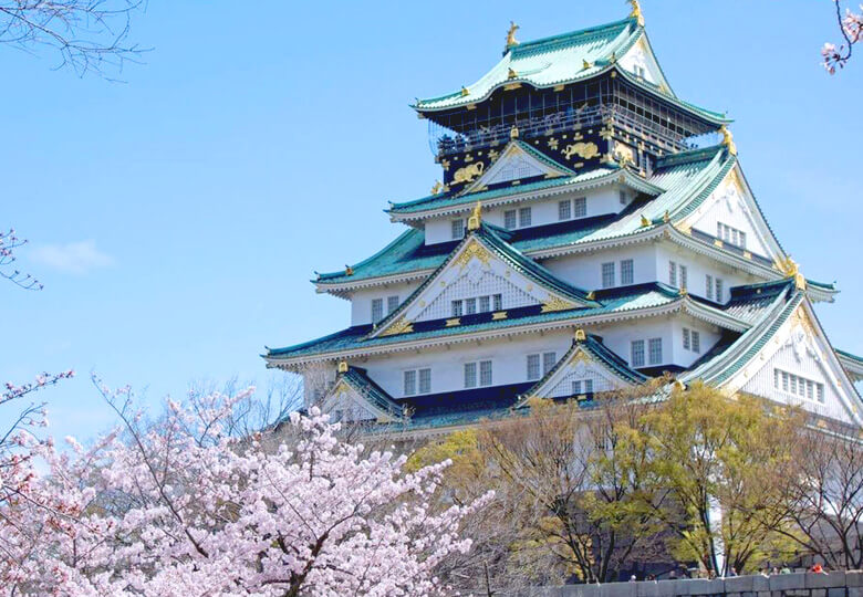 大阪城公園の写真1